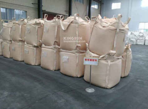 Kingsun Sodium Gluconate Was Shipped to Korea