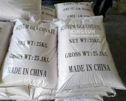 Sodium Gluconate in Korea
