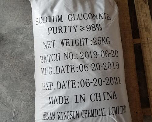 Sodium Gluconate For Sale