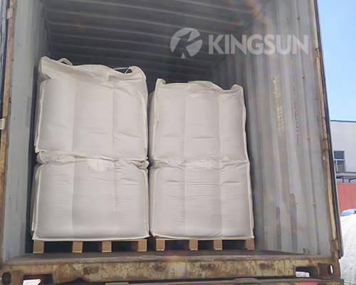 SNF Superplasticizer Was Shipped to Israel